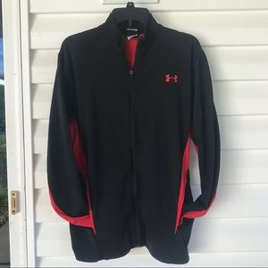 Under Armour Zip Front Athletic Jacket